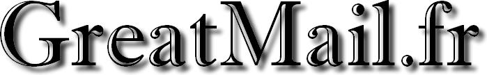 Créer votre adresse email avec GreatMail logo